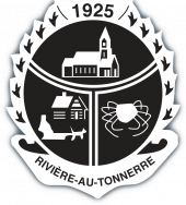 Municipalite_Riviere-au-Tonnerre_Logo_NB_shadow